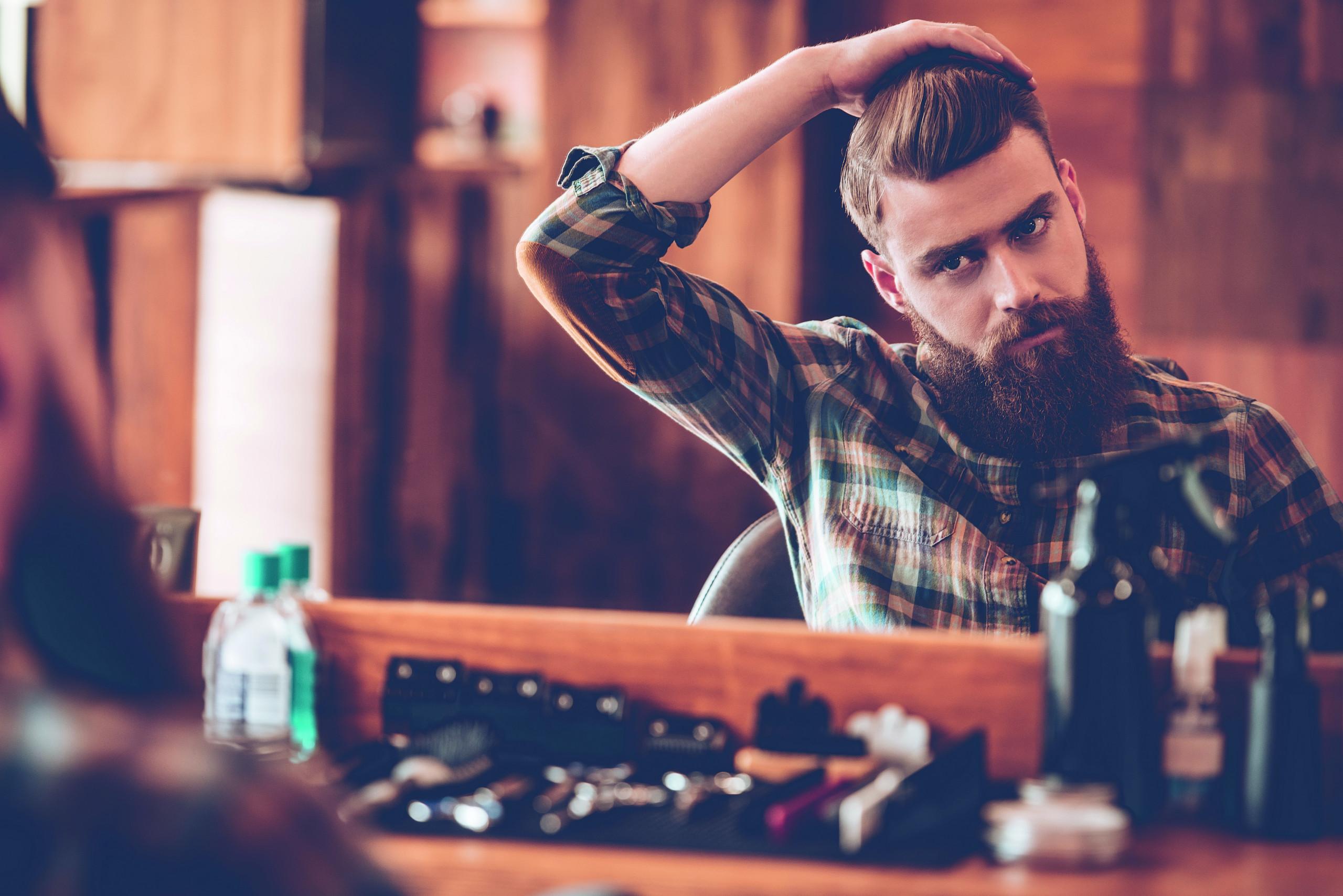 NATULIQUE MEN Männerhaarfarben Styling Natürlich
