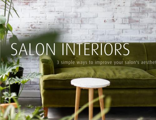 3 einfache Wege deinen Salon zu dekorieren
